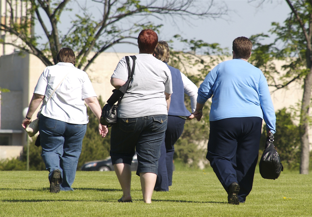 Large people with metabolic syndrome