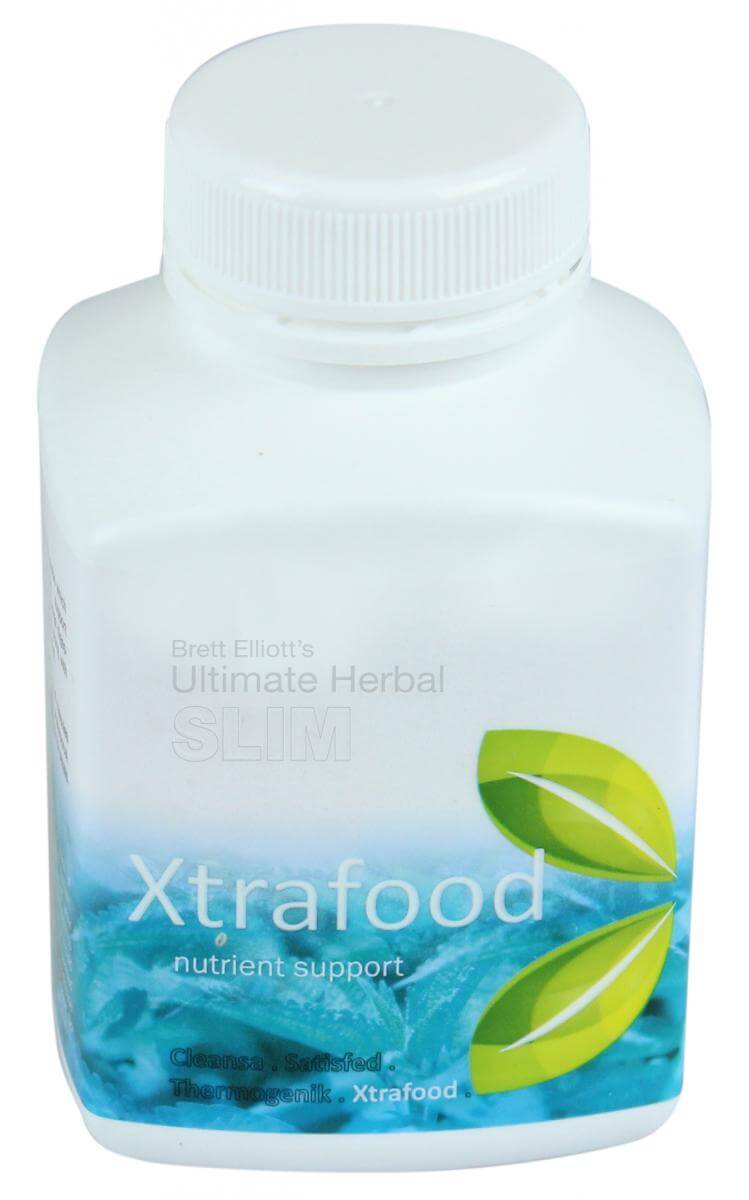 Xtrafood Nutrient Support bottle