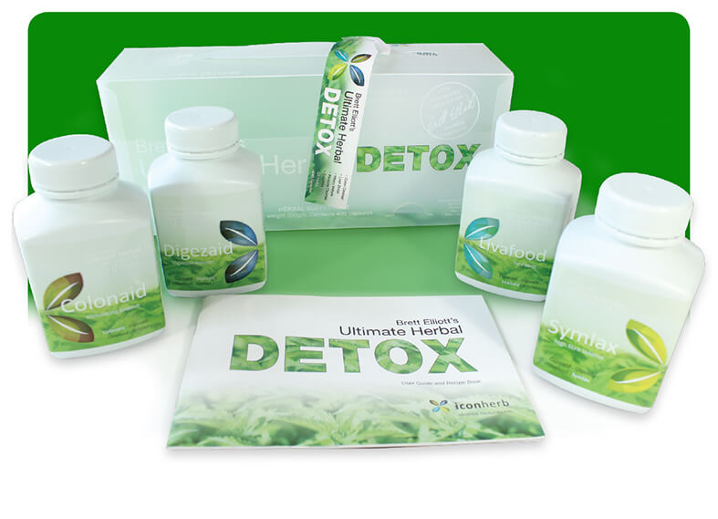 Ultimate herbal Detox
