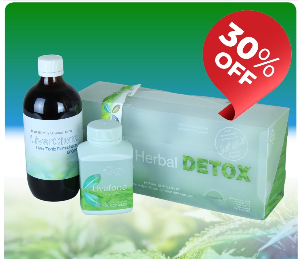 liverclenz combo with capsules 30% off