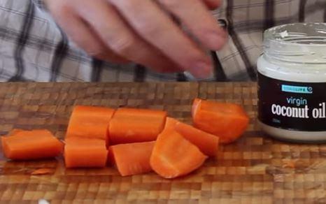 Carrot & Mango Smoothie