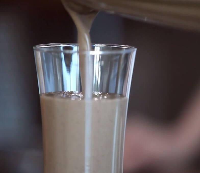 Jaffa (Orange & Chocolate) Flavored Smoothie