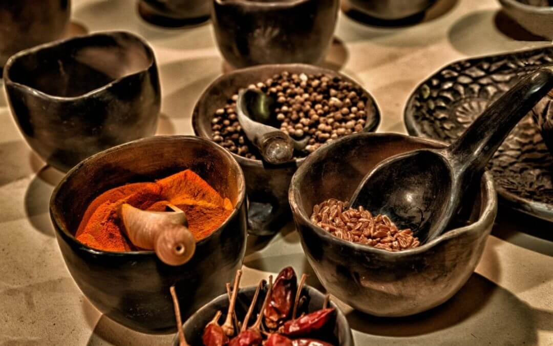 Culinary Herbs & Spices are Superfoods