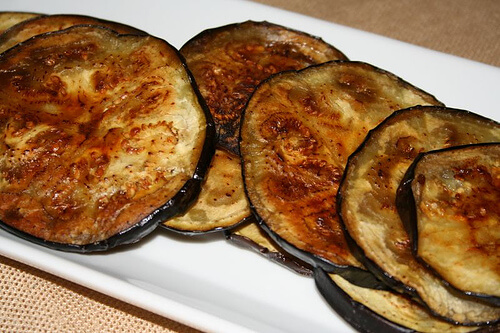 Eggplant & Ricotta Mix