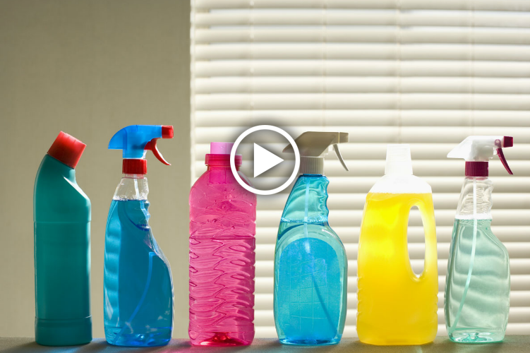 TV3 video about household chemicals we need to detox from