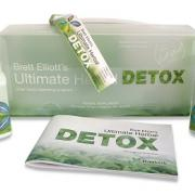 Ultimate Herbal Detox with User Guide