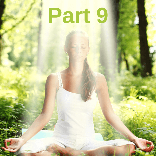 Ultimate Energy Healing – Part 9 – Channeling with Peace