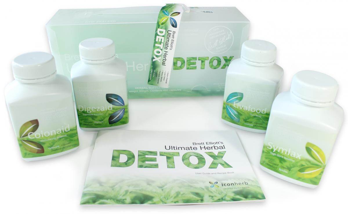Brett Elliott Ultimate Herbal Detox - Irritable Bowel Syndrome Solution Program