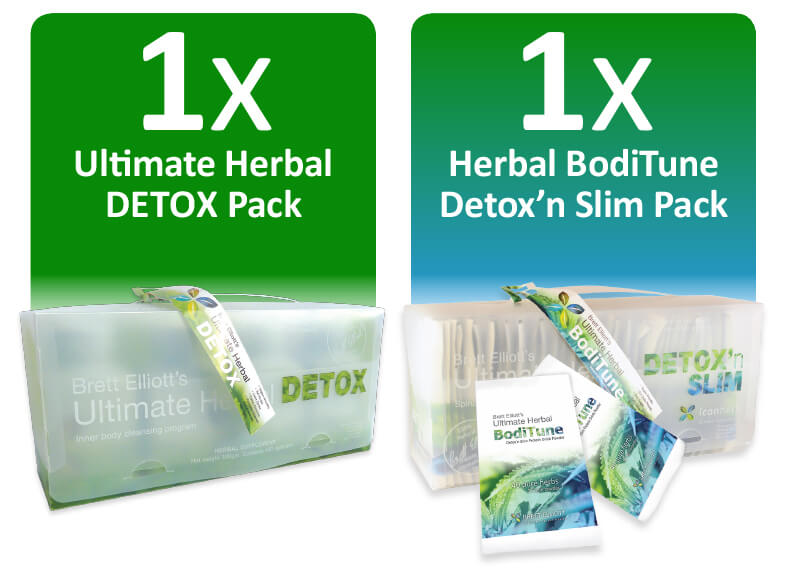 One Month Gentle Detox program