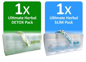 Ultimate Herbal Detox & Ultiamte Slim Combo