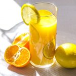 Orange Juice contains Synephrine