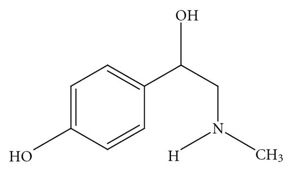 Synephrine from Bitter Orange