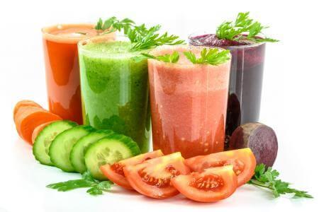 Nutrition in Juice
