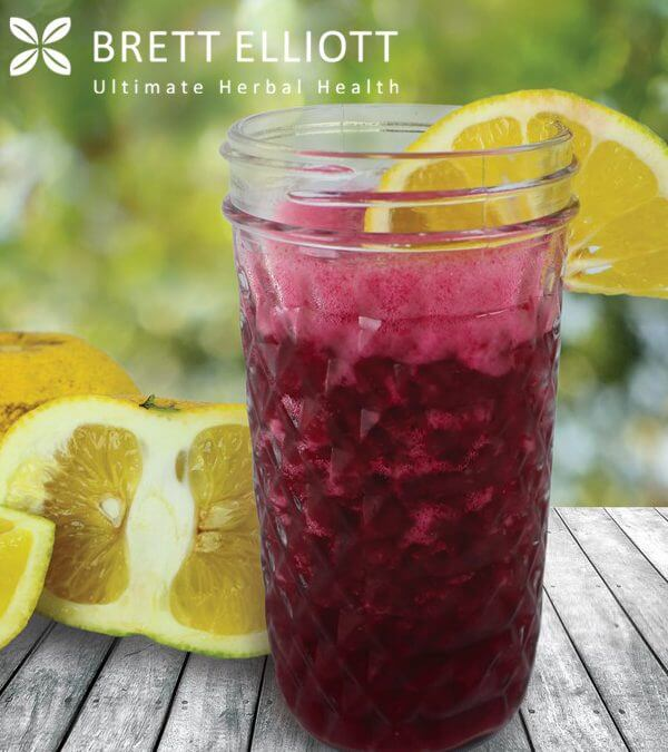 Beetroot & Grapefruit Smoothie