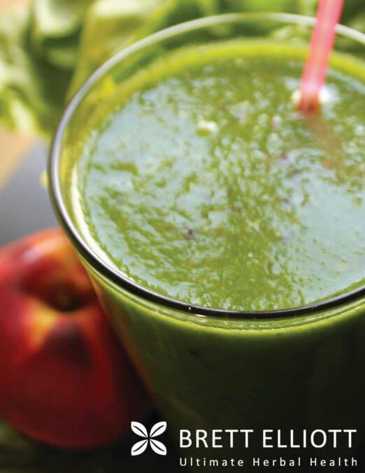 Super Alkalizing Green Detox Smoothie