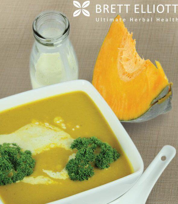 Curry Thai Pumpkin Soup