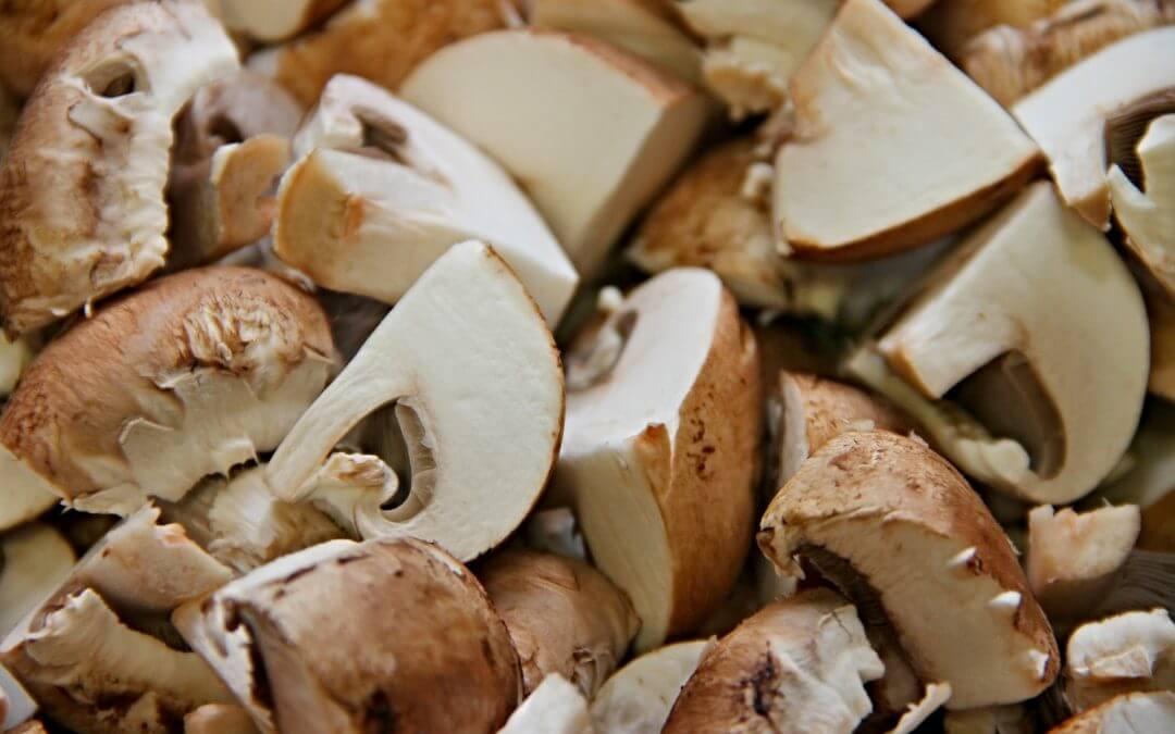 Mushroom (Agaricus bisporus) Health Benefits