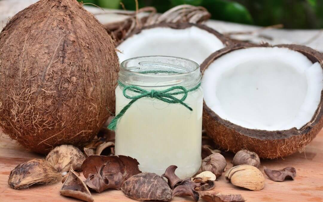 Coconut Oil or Coconut Cream