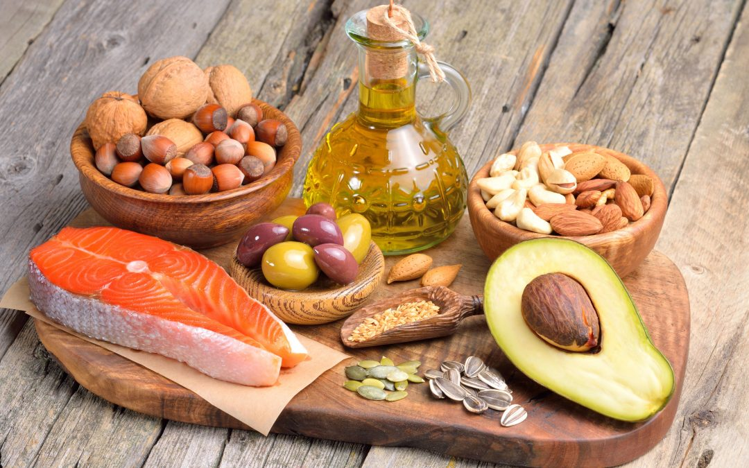 Good Fats for Weight Loss