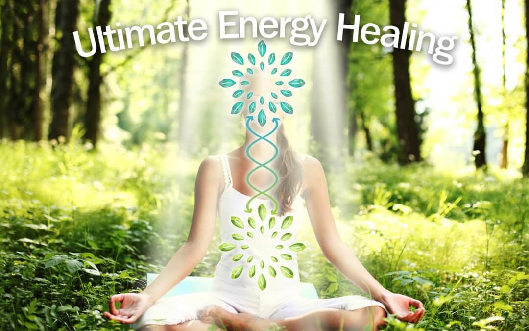 Ultimate Energy Healing – Part 6 – Connecting