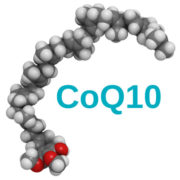 CoQ10 Ubidecarenone – Health Benefits